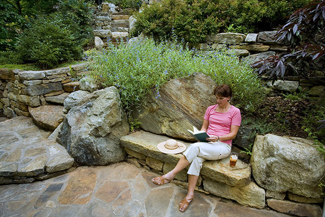 Asheville Stone Landscaping